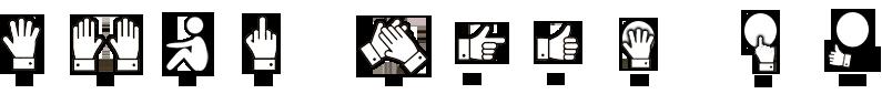 dayz hands 4x4x2